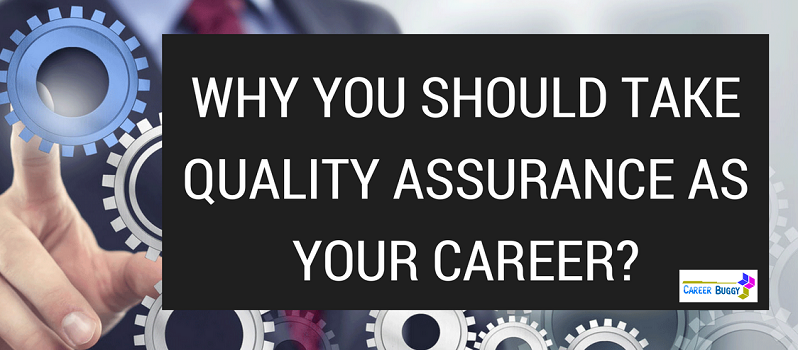 Building a career in IT- Quality Assurance